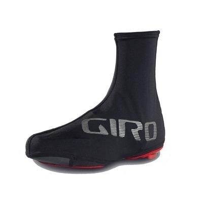 Couvre-chaussures Giro Ultralight Aero Lycra Noir