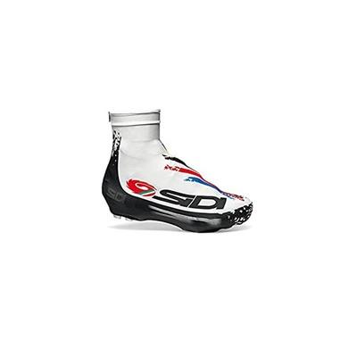 Couvre-chaussures Sidi CHRONO Sidi Blanc/Arc en ciel UCI