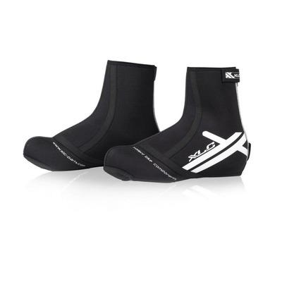 Couvre-chaussures XLC BO-A07 Noir/Blanc