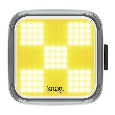 Éclairage avant Knog Blinder Grid 200 Lumens Noir