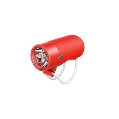 Éclairage avant Knog Plug 250 Lumens Rouge