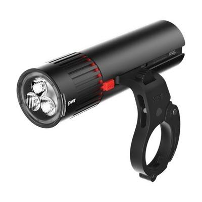 Éclairage avant Knog PWR Trail 1100 Lumens Noir