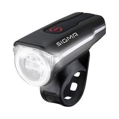 Éclairage avant Sigma Aura 60 USB Noir