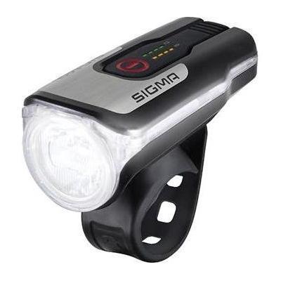 Éclairage avant Sigma Aura 80 USB Noir