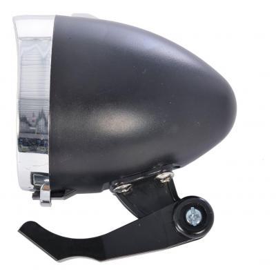 Éclairage Avant Vélo Ultratorch Retro Noir Led OXC
