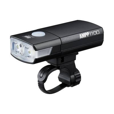 Éclairage vélo avant Cateye AMPP 1100 Noir