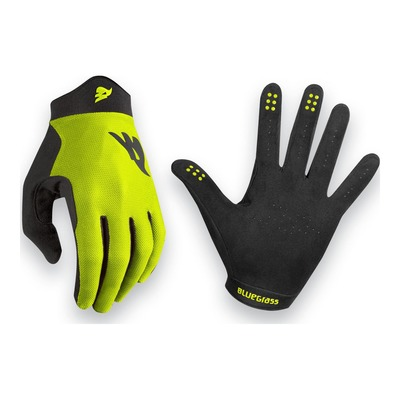 Gants Bluegrass Union Jaune Fluo