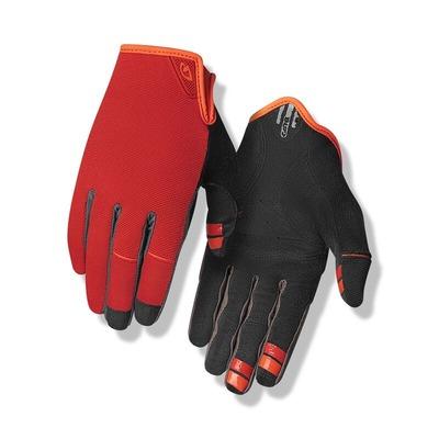 Gants longs Giro DND Rouge/Orange