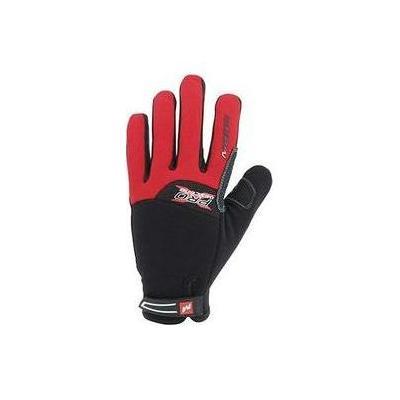 Gants Massi Descend X-PRO Noir/Rouge