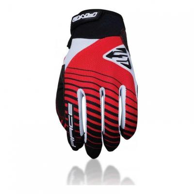 Gants VTT Five Race Kids Rouge