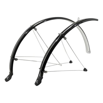 Garde-boue Stronglight Tour Route/City 28''/700C 42 mm Noir (Paire)
