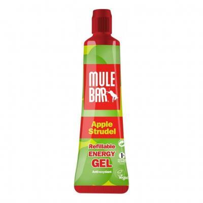 Gel énergétique Mulebar Pomme/Cannelle 37 g bouchon refermable