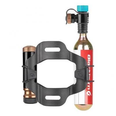 Gonfleur à cartouche CO2 Blackburn Pro Plugger