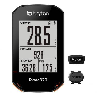 GPS Bryton Rider 320 T