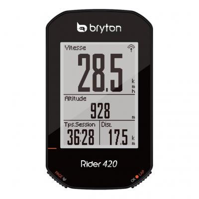 GPS Bryton Rider 420 H