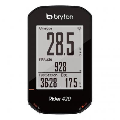 GPS Bryton Rider 420 T
