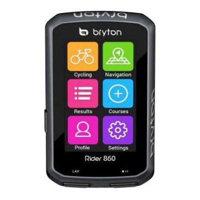 GPS Bryton Rider 860 T