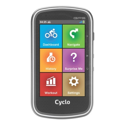 GPS Mio Cyclo 400 Europe Noir