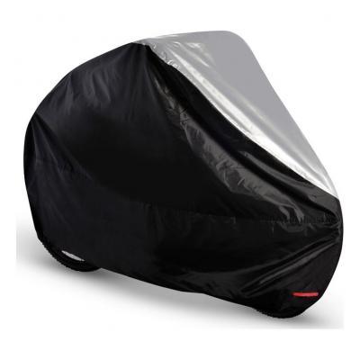 Housse de protection Vélo Aquatex 190x72x110 cm Noir/Gris OXC