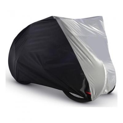 Housse de protection Vélo Aquatex 200x105x110 cm 3 vélos Noir/Gris OXC
