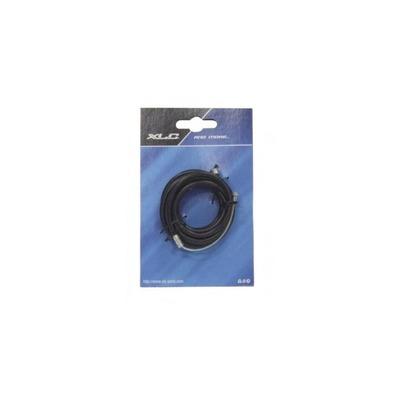 Kit câble et gaine frein arrière XLC 800 mm Noir