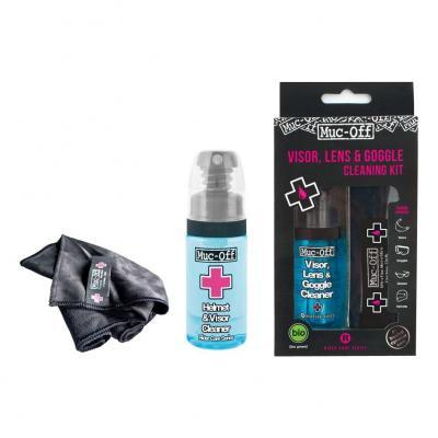 Kit de nettoyage Muc-Off pour lunettes / masques