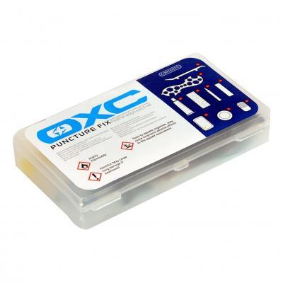 Kit Réparation Anti-Crevaison + Outils OXC