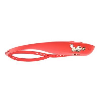 Lampe frontale Knog Bandicoot 100 Lumens Rouge