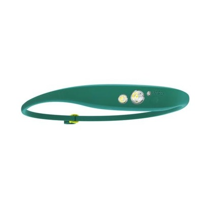 Lampe frontale Knog Quokka 80 Lumens Vert
