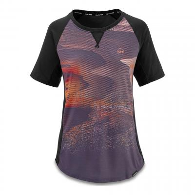 Maillot Dakine Xena Femme manches courtes Electric Dune