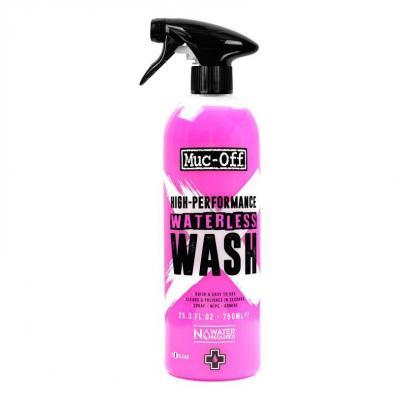 Nettoyant à sec Muc-Off Waterless Wash 750 mL
