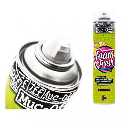 Nettoyant casque Muc-Off Foam Fresh 400 mL