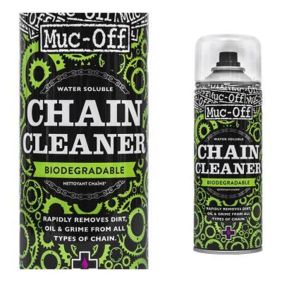 Nettoyant pour chaîne Muc-Off Chain Cleaner Biodégradable 400 mL