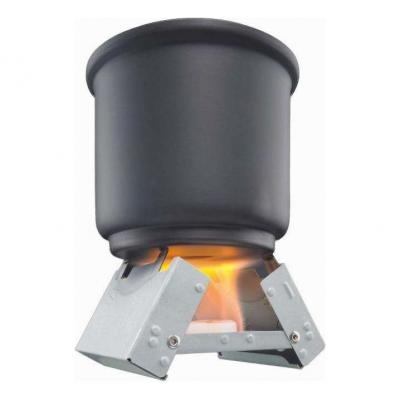Petit réchaud Esbit avec recharges 6 x 14 g 00209100