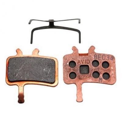 Plaquettes de frein Sram métalliques pour Avid Juicy-BB7