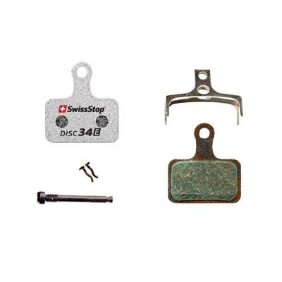 Plaquettes de frein vélo SwissStop pour Shimano Dura-Ace R9170/Ultegra R8070/Tiagra