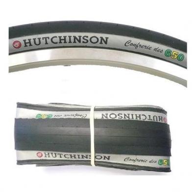 Pneu Hutchinson Top Slick 2 650 x 32B Confrérie des 650 Noir/Gris