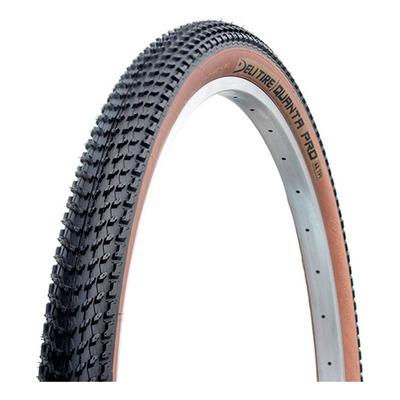 Pneu VTT/Gravel Deli Tire Quanta Pro 29 x 2.10 TS Noir/Marron