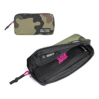 Pochette de rangement Muc-Off Camouflage