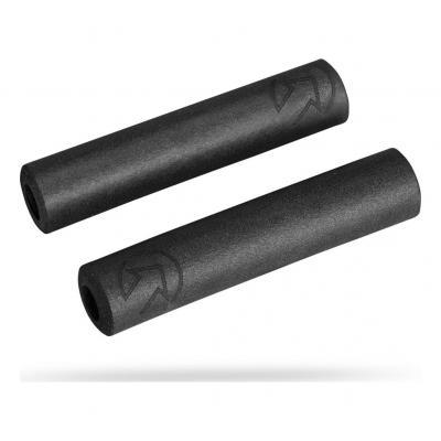 Poignées Silicone XC PRO 32 mm x 130 mm Noir