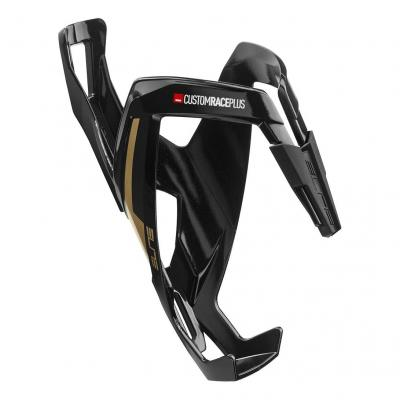 Porte-bidon Elite Custom Race Plus Noir/Gold