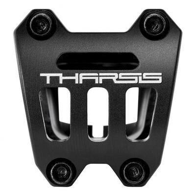 Potence PRO Tharsis CNC D.35 mm L.55 mm 0° Noir