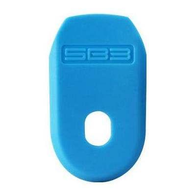 Protection de manivelles SB3 caoutchouc longue (paire) Noir