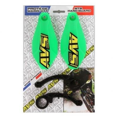 Protège-main AVS Basic (Patte plastique) Vert