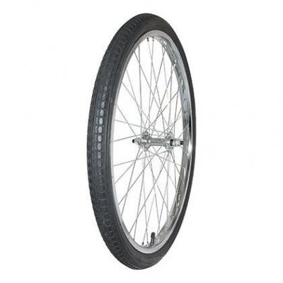 "Roue AV pour tricycle adulte Gomier 24"" TR-2403"