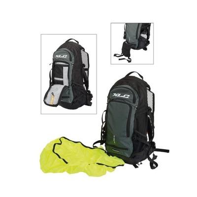 Sac à dos vélo XLC BA-S80 12 L Noir/Gris