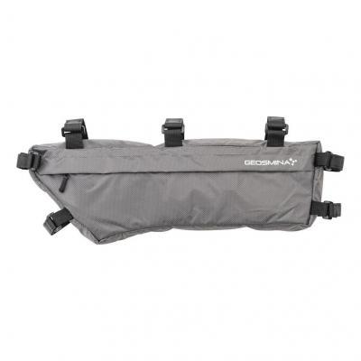 Sacoche de Cadre Geosmina Frame Bag L 5.5 L Gris