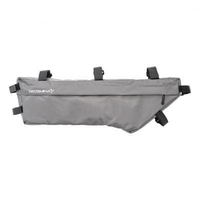 Sacoche de Cadre Geosmina Frame Bag M 3.5 L Gris