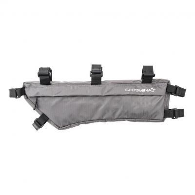 Sacoche de Cadre Geosmina Frame Bag S 2.5 L Gris