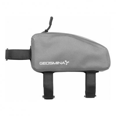 Sacoche de Cadre Geosmina Top Tube Bag S 0.6 L Gris